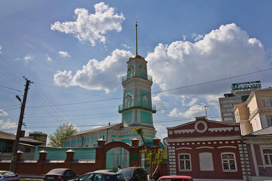 Челябинск: вокруг Кировки   keep your feet on walking