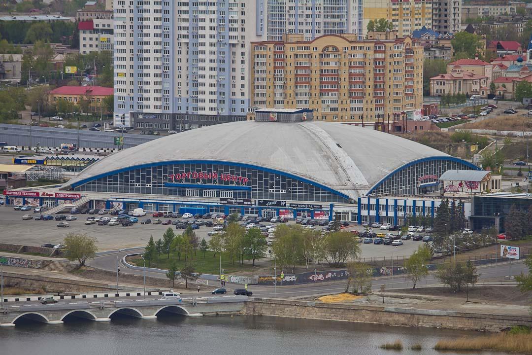 Лучшие торговые центры челябинска