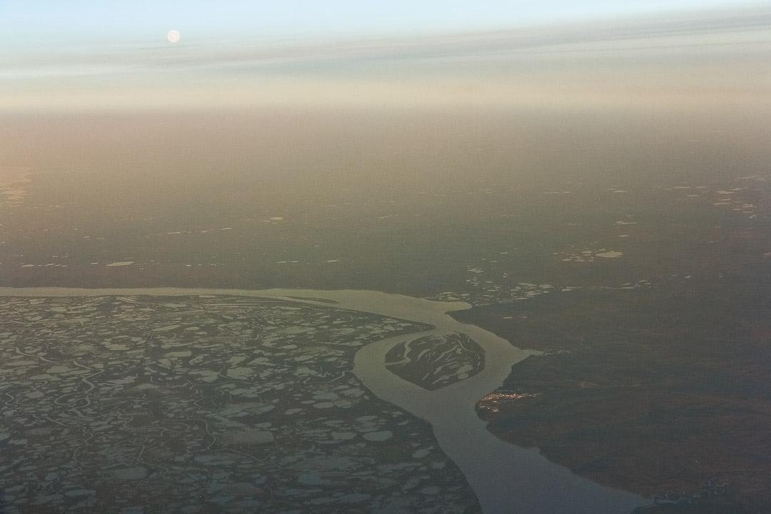 Над Россией: Обь, Колыма, Верхняя Волга