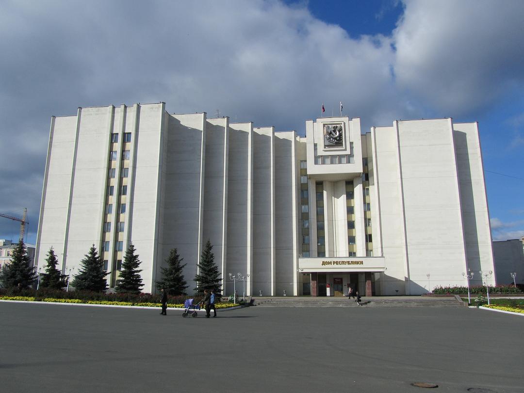 Дом советов саранск - 5c895