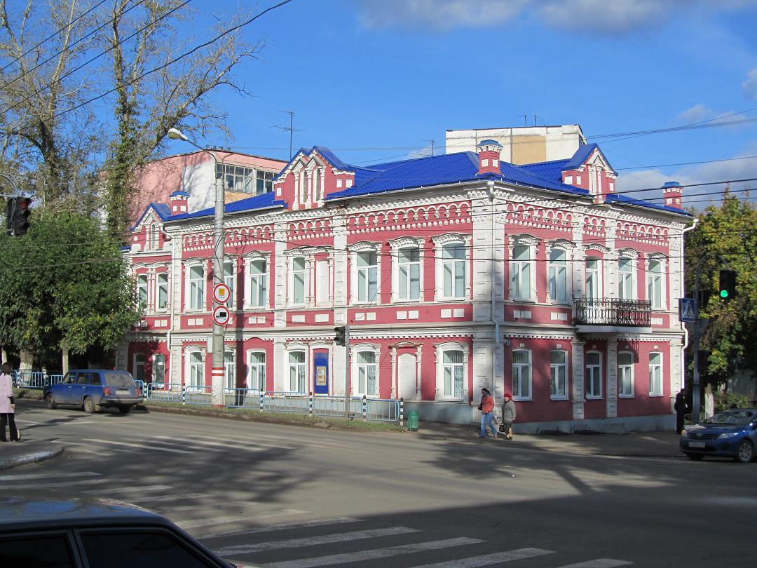 Дом советов саранск - 5e